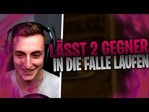 PAIN lässt 2 Gegner in eine Falle laufen | REPAZ sprengt sich selbst | Fortnite Highlights Deutsch