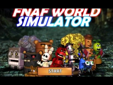 fnaf world demo apk