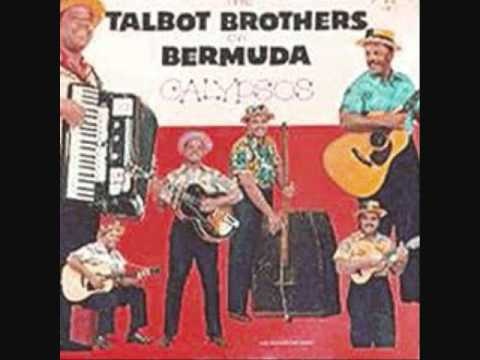 "Talbot Brothers Of Bermuda ""Yellow Bird"""