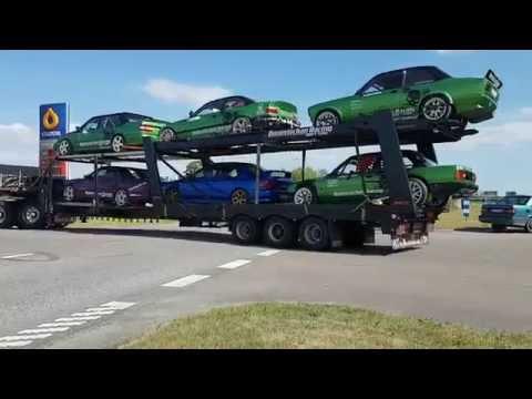 Bonnvischan Racing Gatebil 2016 Mantorp Park