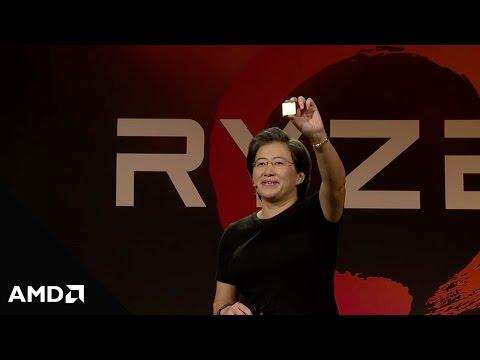 AMD Ryzen 7 Release