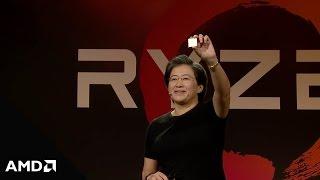 AMD تؤكد رسميا أسعار وموعد إصدار سلسلة معالجات AMD Ryzen الجديدة - إلكتروني