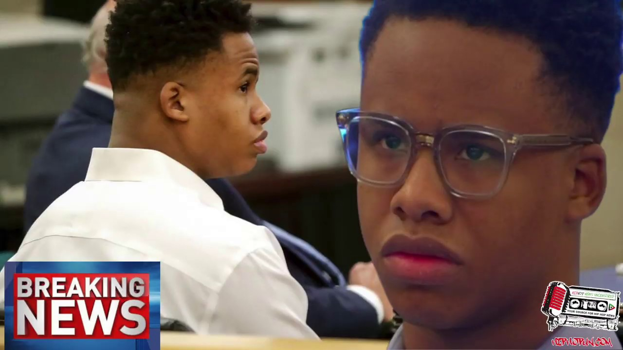 NO MERCY! Judge Throws The Book At Tay-K Today In Court!!