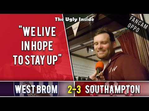 "WBA Fan: ""We live in hope to stay up"" 