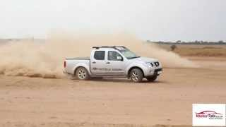 MotorTalk Bakkie Wars III: Nissan Navara 3.0 dCi V6 races VW Amarok 2.0 BiTDI