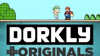 Dorkly Bits - The Mario Bros. Go Halfsies