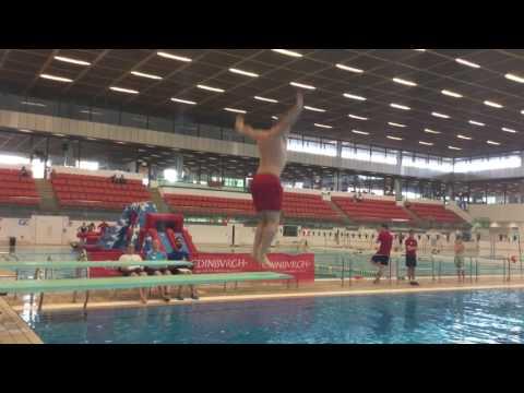 Chris Law - 1m - Forward Tuck Dive