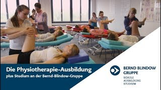 Physiotherapie Ausbildung plus Studium | Bernd Blindow Gruppe