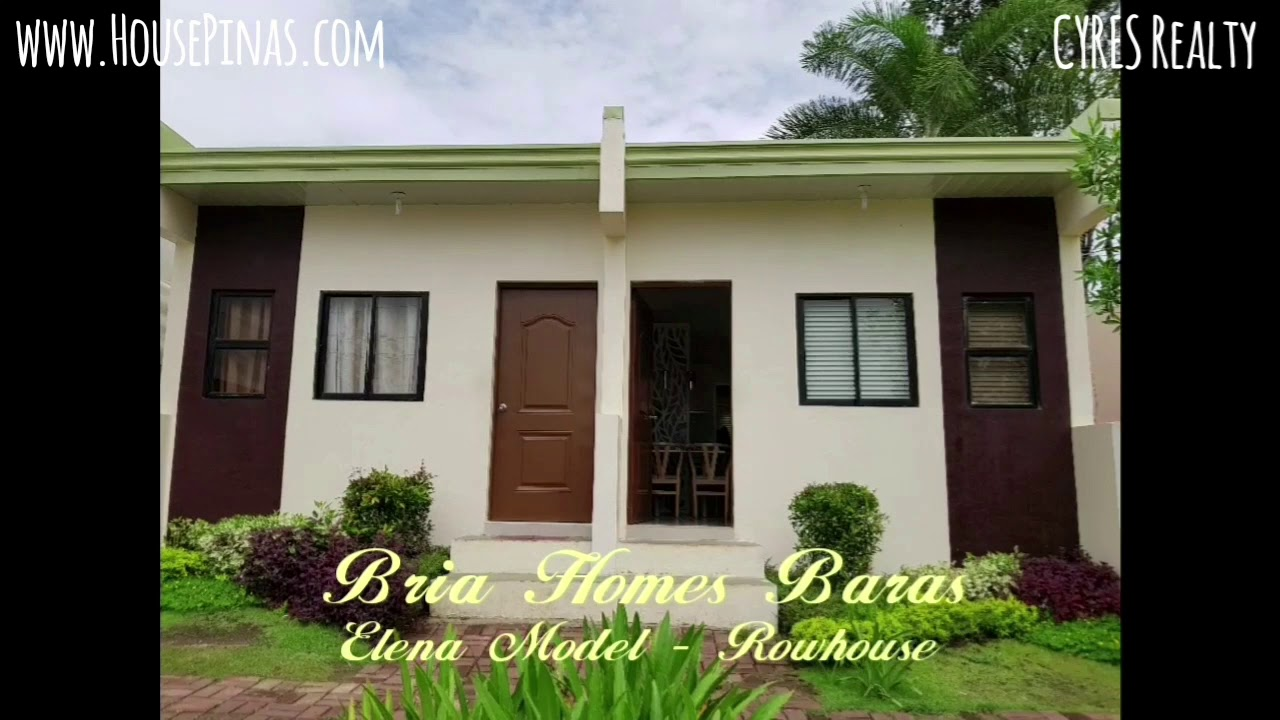 Bria Homes Baras Elena Model Youtube