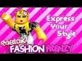 ROBLOX Fashion Frenzy