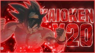 KAIOKEN X20! Kaioken Goku Gameplay! VS Giant Namekian | DRAGON BALL XENOVERSE 2 - Online Battles
