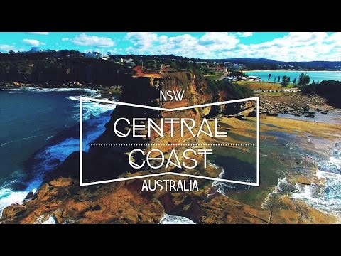 Australian Lighthouses, waterfalls and dolphins on the Central Coast