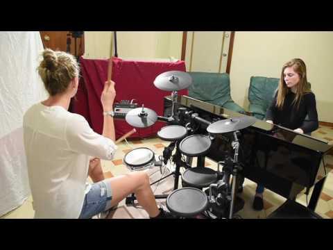 Symphony- Clean Bandit ft. Zara Larsson (Instrumental Cover || Brooke & Kimberly)