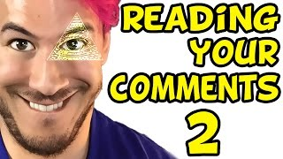 ILLUMINATI CONFIRMED | Reading Your Comments #2