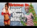Christmas on GTA 5 - Funny Moments, Intense Sumo Rounds, and More.