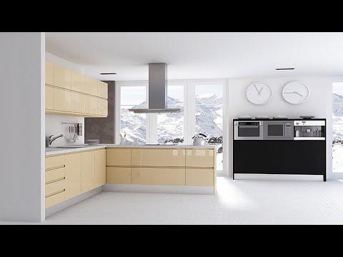 cocinas.com disenos y muebles de cocina - youtube - Disenos De Muebles De Cocina