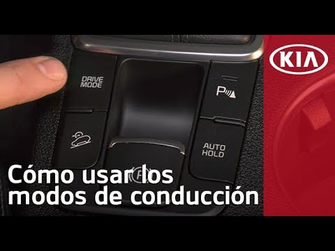 Aprende a usar los modos de conducción de tu KIA | KIA MOTORS MÉXICO