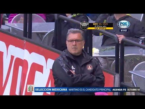 'Tata' Martino sería uno de los técnicos...