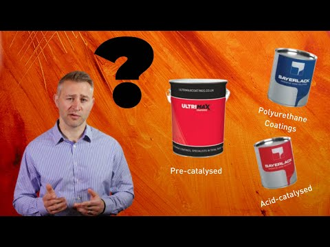 which-wood-coating-is-best-for-your-job?-polyurethane,-pre-catalysed-and-acid-catalysed-explained