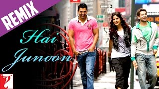 Remix - Hai Junoon Song - New York