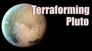 Universe Sandbox 2 - Terraforming Pluto - Greenhouse Gases