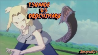 Naruto Ultimate Ninja Storm: Tsunade and Jiraiya vs Orochimaru (English)