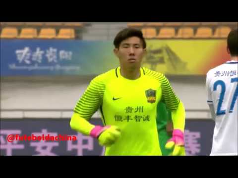 Guizhou Hengfeng 1x1 Beijing Guoan - China Super League - Week 2