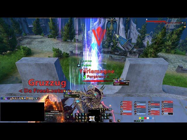 Warhammer Online: Return Of Reckoning - Fortress Defense fail