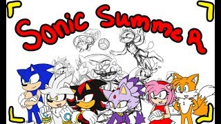 SS182 Livestream: Draw with Me! (SONIC SUMMER)