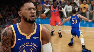 NBA 2K21 PS5 MyCAREER #12 - Curry Got DROPPED & EXPOSED!!