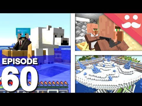 Hermitcraft 6: Episode 60 - STARTING NEW PROJECT!