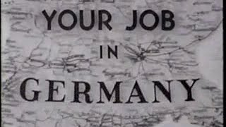 Propaganda:  Your Job in Germany