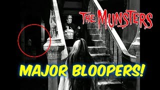 MAJOR Munsters Bloopers You Probably DID NOT Notice!