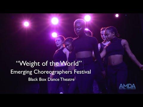 Emerging Choreographers Festival - AMDA Black Box Dance Theatre