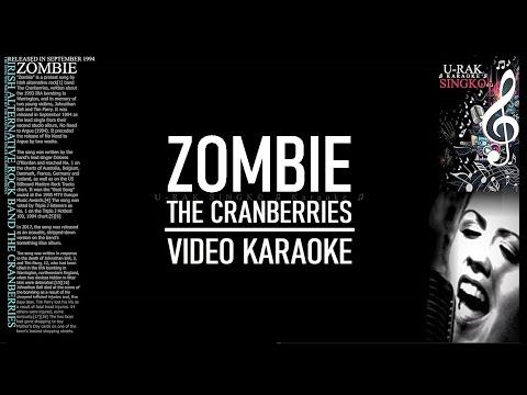 zombie---the-cranberries-|-karaoke-♫