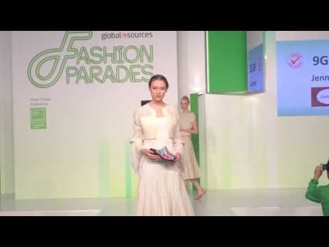 Live@Global Sources Fashion Designers Show on 28 April, 2017 - Accessories & Apparel