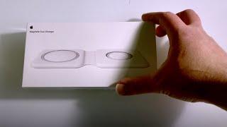 MagSafe Duo Unboxing (ASMR)