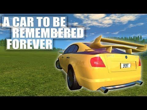 A Car to be Remembered Forever | Automation / BeamNG