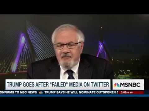 "Barney Frank says Scalia was advocate of ""fag burning"""