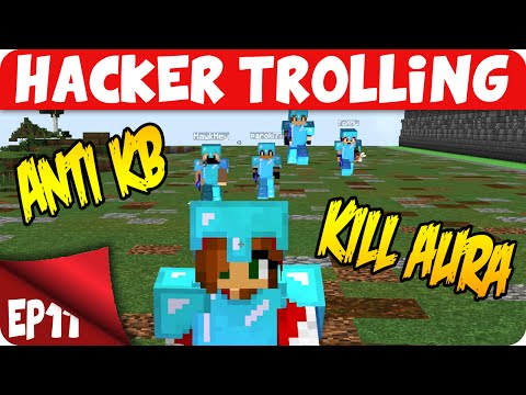 Minecraft TROLLING HACKERS! EP11 WHOLE CREW OF HACKERS (World Edit Trolling)