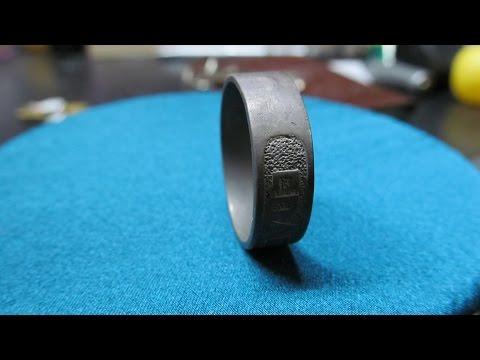Как почистить серебро перекисью