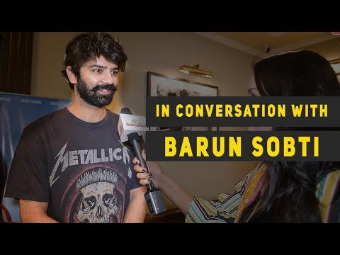 Barun Sobti talks about his upcoming movie projects
