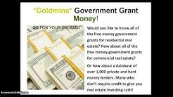 REAL ESTATE INVESTING | Government Grants |Real Estate grants | Real estate salary