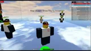 Gametime w/Markus : Roblox Paintball
