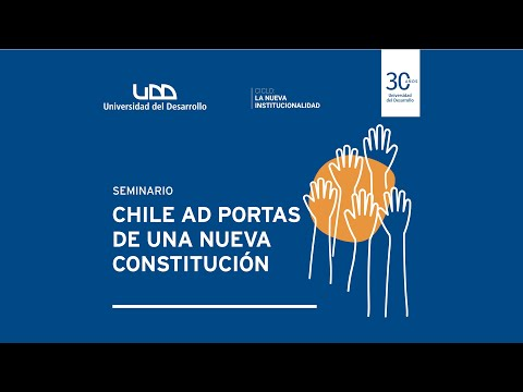 Seminario Chile ad portas de una nueva Constitución