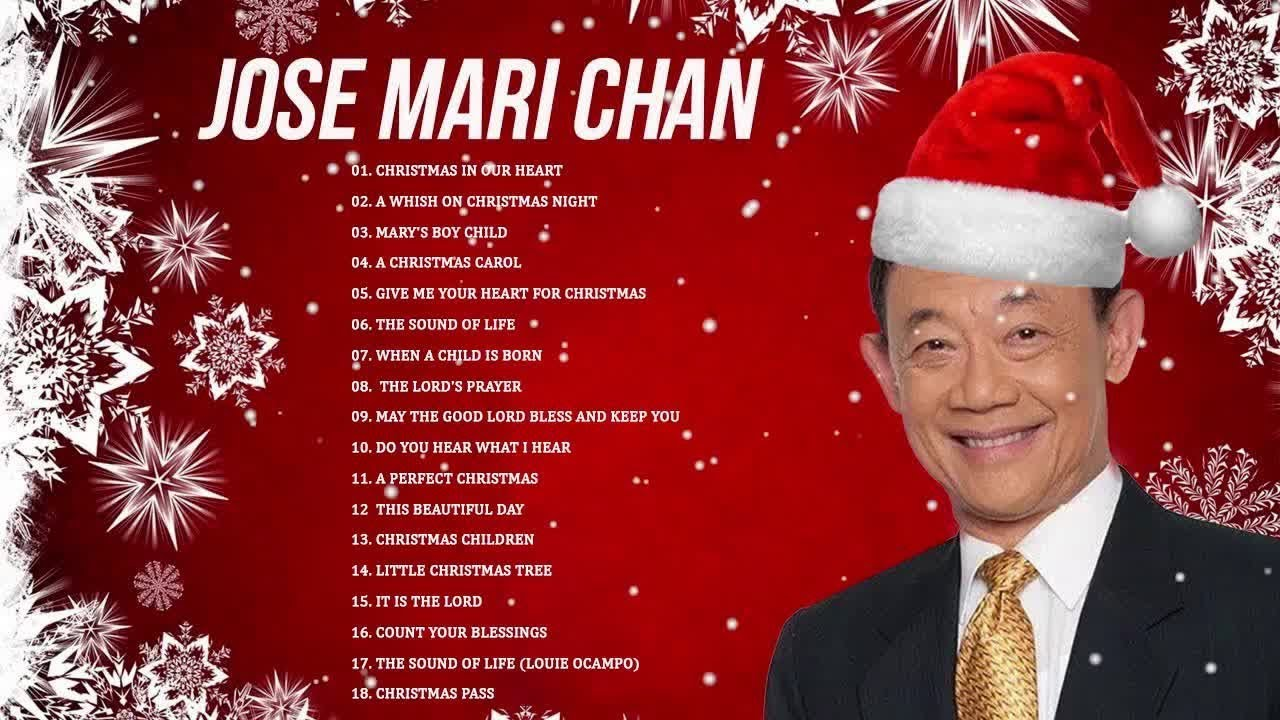 Jose Mari Chan - Christmas In Our Hearts Full Album - Merry christmas Songs 2020 - YouTube