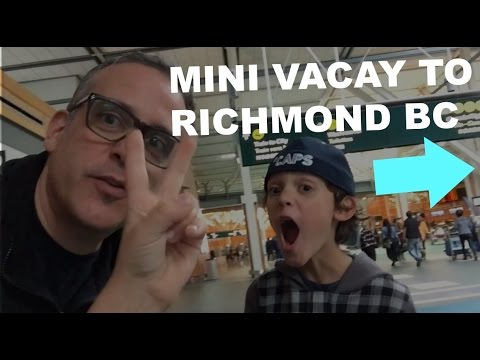 A Visit to Richmond BC