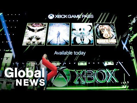 E3: Microsoft announces