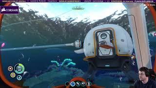 Czy płyuwanie pod lodem może być ciekawe? - Subnautica: Below Zero/ 01.02.2019 (#3)