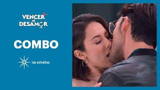 Vencer el desamor: ¡Gael besa a Romina! | C-65 | Las Estrellas